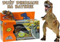 LEANToys Ogromny chodzący dinozaur na baterie - światła (1818910245966)