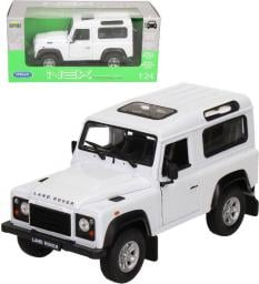 Welly Land Rover Defender biały (WE22498)