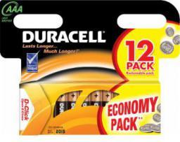 Duracell Bateria AAA / R03 12szt.