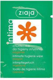 Ziaja Chusteczka do higieny intymnej nagietek