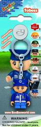 Breloczek Banbao 82961 Policjant