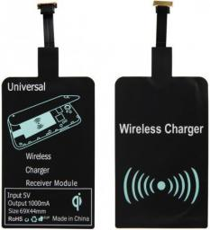 Adapter do ładowarki Global Technology Qi Typ V (Htc, Asus, Prestigio)