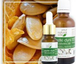 Your Natural Side olej z pestek dyni 50ml