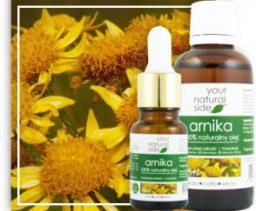 Your Natural Side olej arnika macerat 10 ml