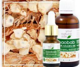 Your Natural Side olej z baobabu 10ml