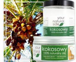 Your Natural Side olej kokosowy rafinowany 100ml