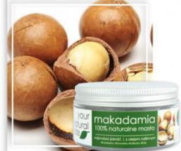 Your Natural Side makadamia (masło) 100ml