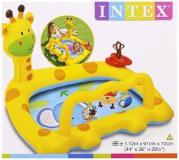 Intex Brodzik żyrafa - 57105