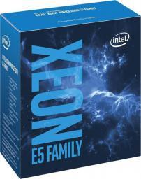 Procesor serwerowy Intel Xeon E5-1620v4 3.5GHz, 10mb, BOX  (BX80660E51620V4)