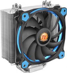 Chłodzenie CPU Thermaltake Riing Silent 12, 120mm, niebieski (CL-P022-AL12BU-A)