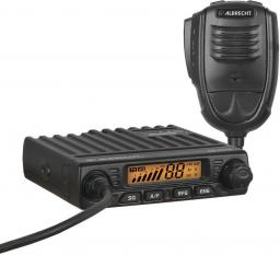 CB Radio Blow Albrecht Mini AM/FM/ASQ AE-6110