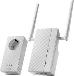 Urządzenie PLC Asus PL-AC56 KIT AV2 1200 Wi-Fi Powerline Extender