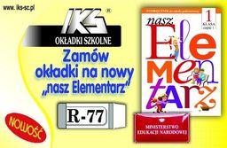 IKS Okładka książkowa reg.R-77 IKS p50 - IKS R77