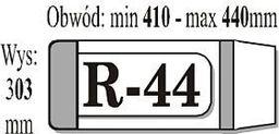 IKS Okładka książkowa reg.R-44 IKS p50 - IKS R44