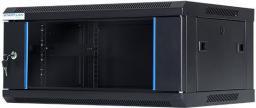 """Szafa DigitalBOX wisząca  4U rack 19"""",   600x450mm, czarny  (STLWMC-4U-645-GSB)"""