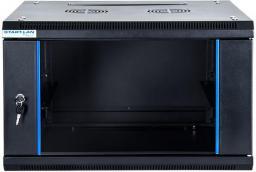 """Szafa DigitalBOX wisząca   6U rack 19"""",   600x600mm, czarny (STLWMC-6U-66-GSB)"""