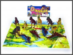 Hipo Dinozaury 12 szt (HHS038)