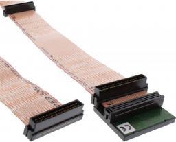 InLine Ultra płaski kabel z Terminatorem do 2 urządzeń, SCSI U320 o długości 0.75m (29953A)