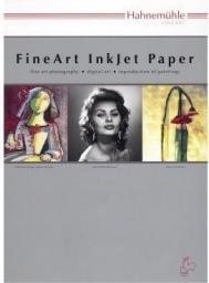Hahnemühle Papier Biały, 308g, A3, 25 kartek (HAH10641618)