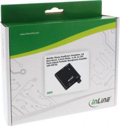 Wzmacniacz słuchawkowy InLine 33057I