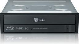 Napęd LG Bluray CH12NS40 Czarny (CH12NS40.AUAU10B)