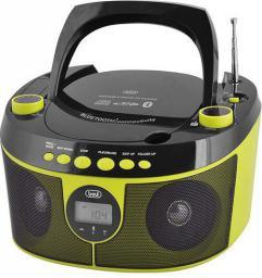 Radioodtwarzacz Trevi Boombox Bluetooth żółty CMP 546 BT