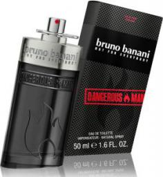 Bruno Banani Dangerous Man EDT 50ml