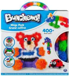 Spin Master Bunchems kolorowe rzepy zestaw - (5900022)