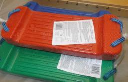Huśtawka Malimas deska plastikowa