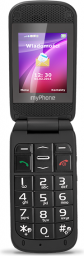 Telefon komórkowy myPhone METRO+ Czarny