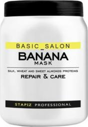 Stapiz Basic Salon Banana Mask Maska do włosów 1000ml