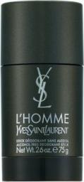 YVES SAINT LAURENT L´Homme Dezodorant w sztyfcie 75ml