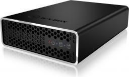 Kieszeń RaidSonic na dwa dyski 2.5 cala, USB 3.1 (22203)