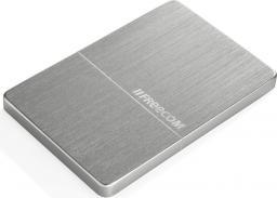 Dysk zewnętrzny FreeCom Slim Mobile Drive Metal, 2TB (56381)