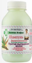 Babuszka Agafia Szampon dermatologiczny przeciw wypadaniu włosów 300 ml