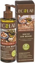 EO Laboratorie Arganowy olejek do osłabionych i łamliwych włosów o działaniu wzmacniającym 200ml