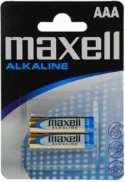 Maxell ALKALINE LR03/AAA 2szt. (723920.04.CN)