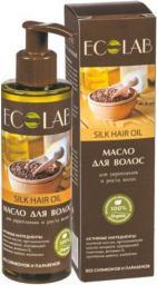EO Laboratorie Jedwabny olejek do włosów o działaniu wzmacniającym i stymulującym wzrost włosów 200ml