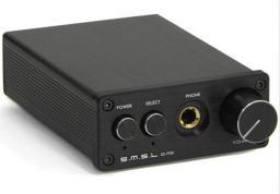 Wzmacniacz słuchawkowy SMSL SD-793II Czarny