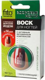Fitocosmetics Wzmacniający wosk do paznokci 10 ml