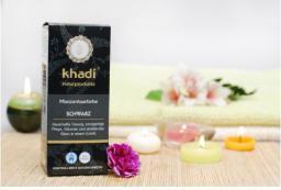 Khadi CZARNA Henna naturalna 100g