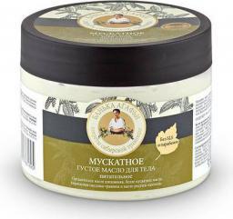 Babuszka Agafia muszkatołowe gęste masło do ciała odżywcze 300ml