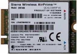 Modem Lenovo Wewnętrzny 4G (4XC0L59128)