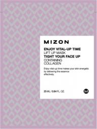 MIZON Liftingująca maska z kolagenem Enjoy Vital-Up TimeLift Up Mask