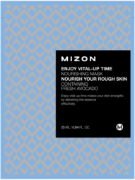 MIZON Odżywcza maska z awokado Enjoy Vital-Up Time Nourishing Mask