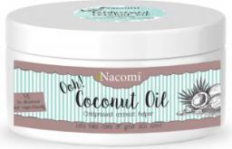 Nacomi Olejek kokosowy - nierafinowany 100 ml