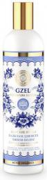 Natura Siberica GZEL Odżywczo-odbudowujący balsam do wszystkich typów włosów Królewskie Jagody 400ml