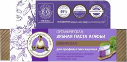 Babuszka Agafia syberyjska pasta do zębów zapobiega próchnicy 75 ml