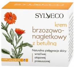 SYLVECO Krem BRZOZOWO - NAGIETKOWY z BETULINĄ 50 ml