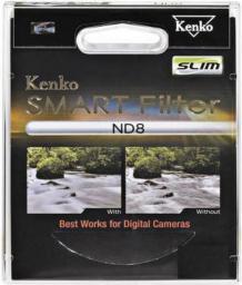 Filtr Kenko Smart ND8 Slim 58mm (225815)